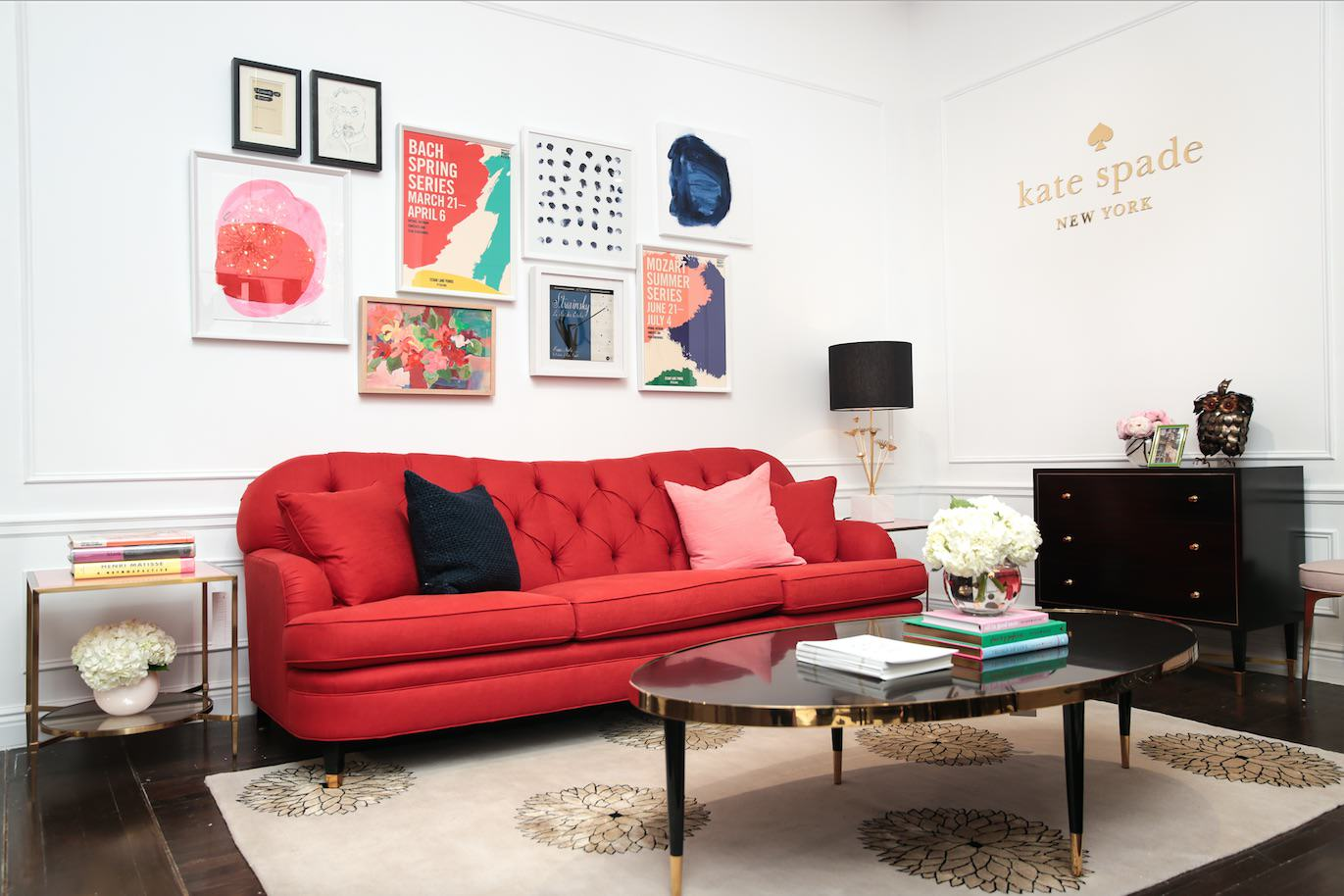 Kate Spade Home Collection Launches at ABC Carpet & Home