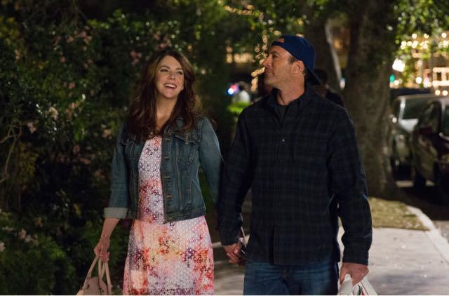 The stylish moments from Gilmore Girls: A Year In The Life
