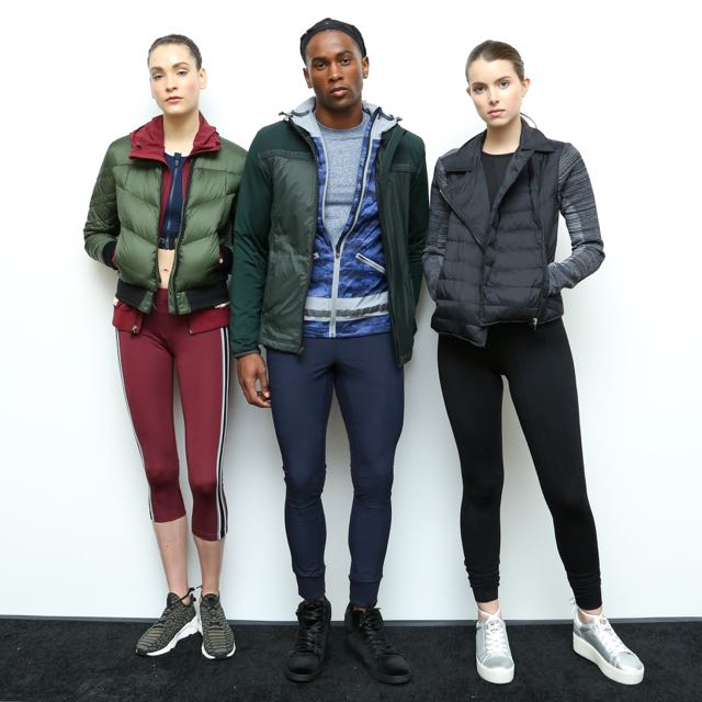 MPG Sport Debuted At NYFW With Fall 2017 Presentation