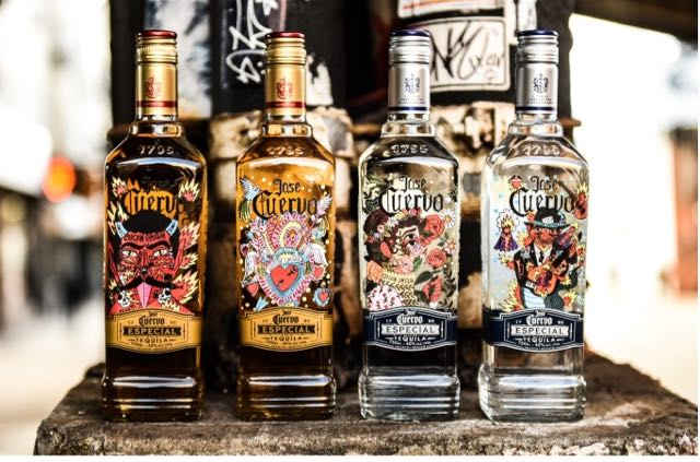 Carlos Campos Partners With Ricardo Cavolo For Limited Edition Jose Cuervo Collection