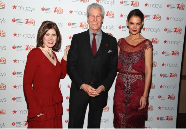 Macy's Presents Heart Truth's Red Dress Collection 2017