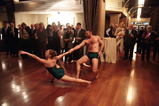 Modern Dance Company Fetes With New York Winter Gala