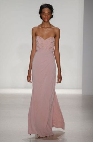 Kelly Faetanini 's Bridal Spring 2018 Collection Took Inspiration From Shakespeare