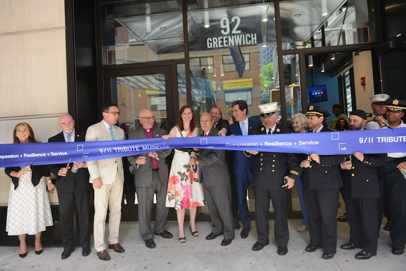 Newly Expanded 9/11 Tribute Museum Opens Its Exhibits & Programs To Guests