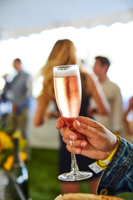 Chefs & Champagne Celebrates 27thAnniversary Fete At Wolffer Estate Vineyard