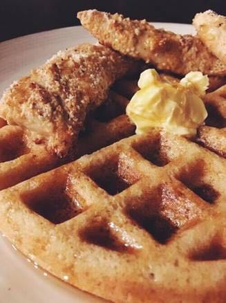 How Are You Celebrating National Waffle Day?