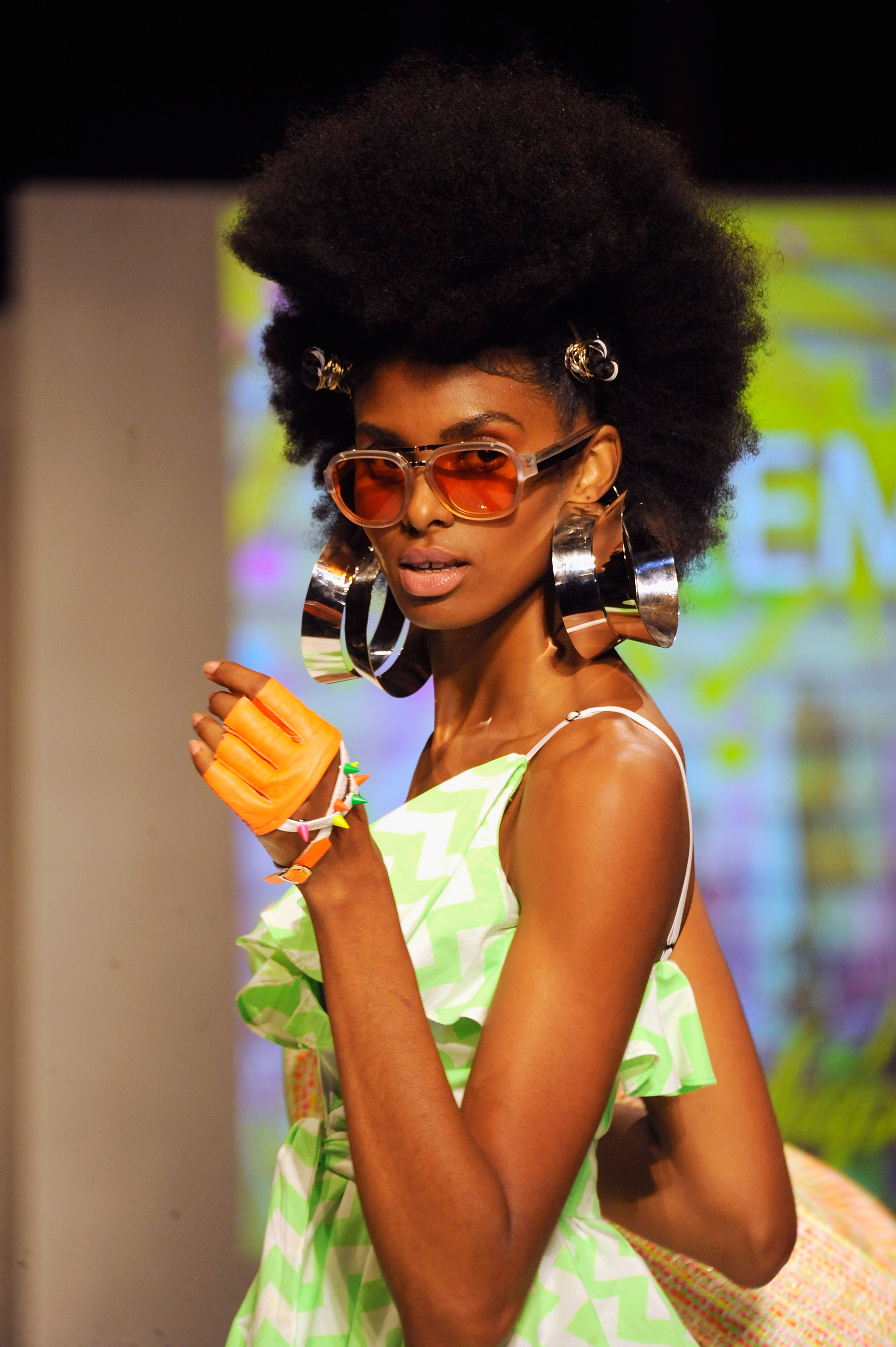 Texture On The Runway Celebrates Natural Hair At New York Fashion Week