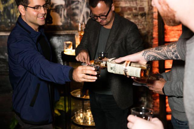Bourbon brand, Basil Hayden's Hosts A Pop-Up Happy Like We've Never Seen Before