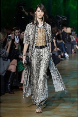 We Break Down The Top Fashion Trends On The Runway For Spring 2018