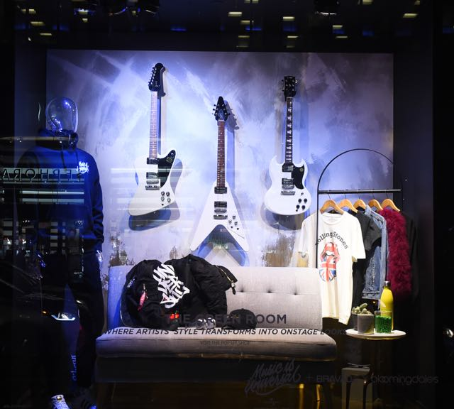 Universal Music Group's Pop Up Shop, Music Is Universal Arrives At Bloomingdale's