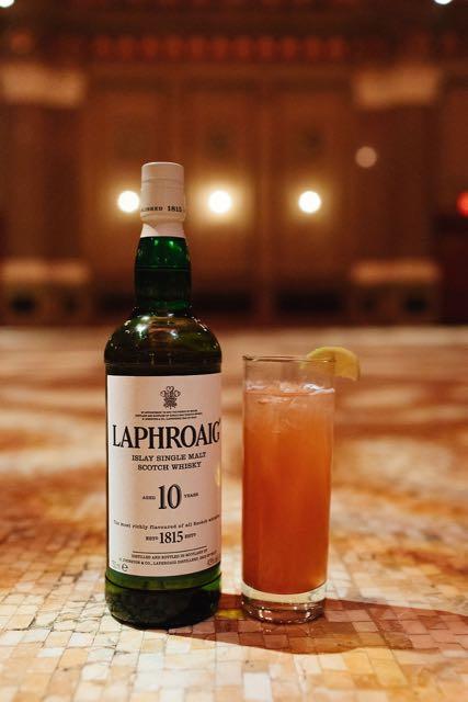Laphroaig Fetes SmorgasBurns: A Burns Night Extravaganza