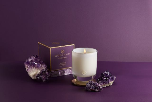 Bringing Life To Scents, Kendra Scott Launches New Line Of Gem-Inspired Candles