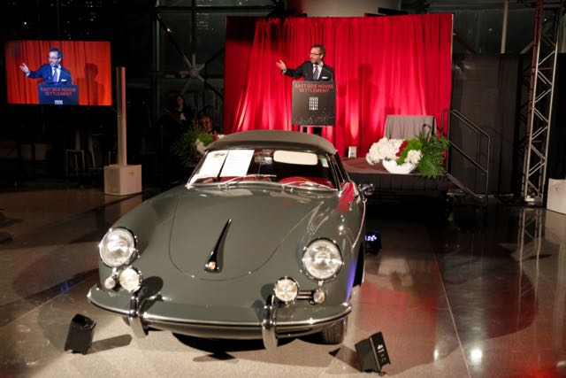 The Event Fêted The Most Stylish Cars And Brendan Fallis Was The DJ