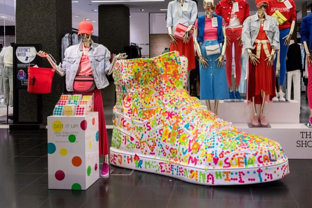 Bloomingdale's 59th Street Has A New Destination For Shoe Lovers
