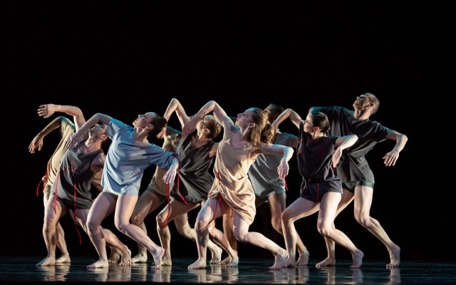Rioult Dance New York Embraces Three Musical Periods