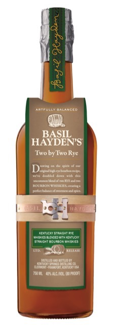 A Limited Edition Expression Reveals The Best of Both Worlds: Rye Whiskey And Bourbon