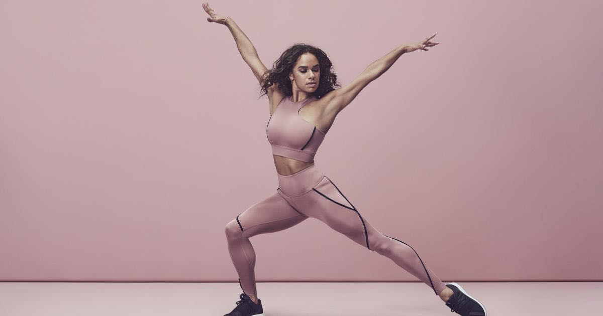 Under Armour x Misty Copeland Signature Collection Brings Performance And Style To Wear To The Studio