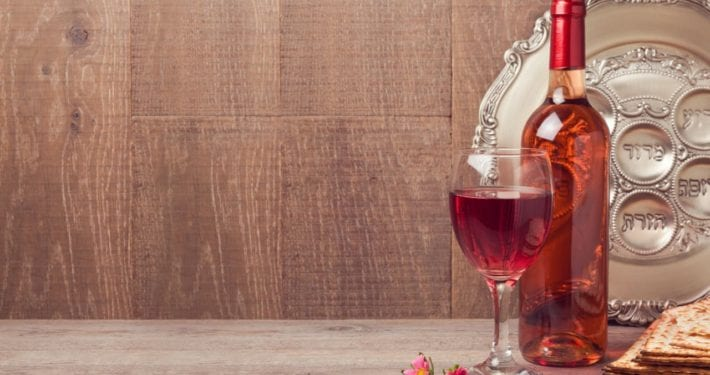 Here Are 5 Kosher Wines To Drink At The Seder