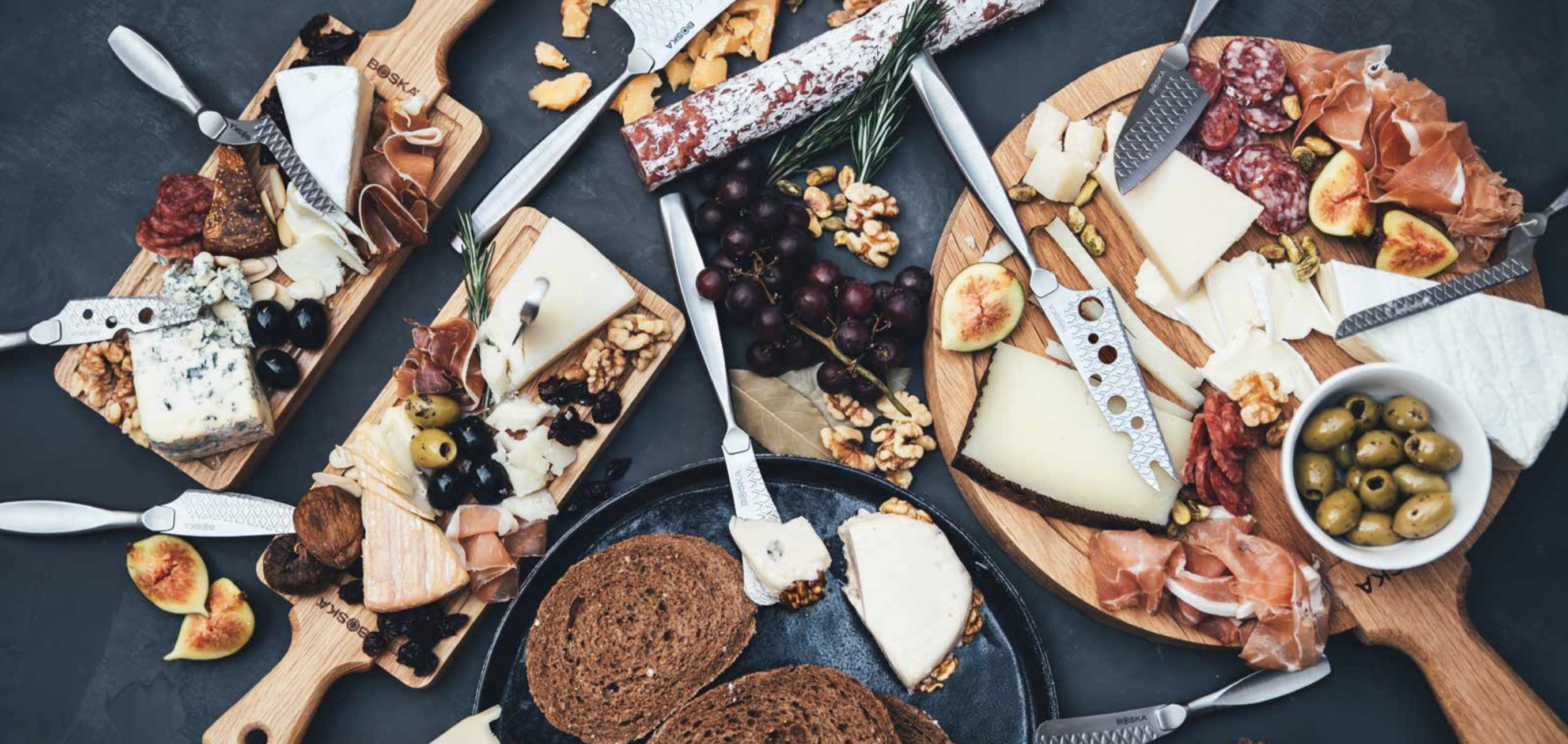How To Up Your Entertaining Game This Season With Cheese & Chocolate