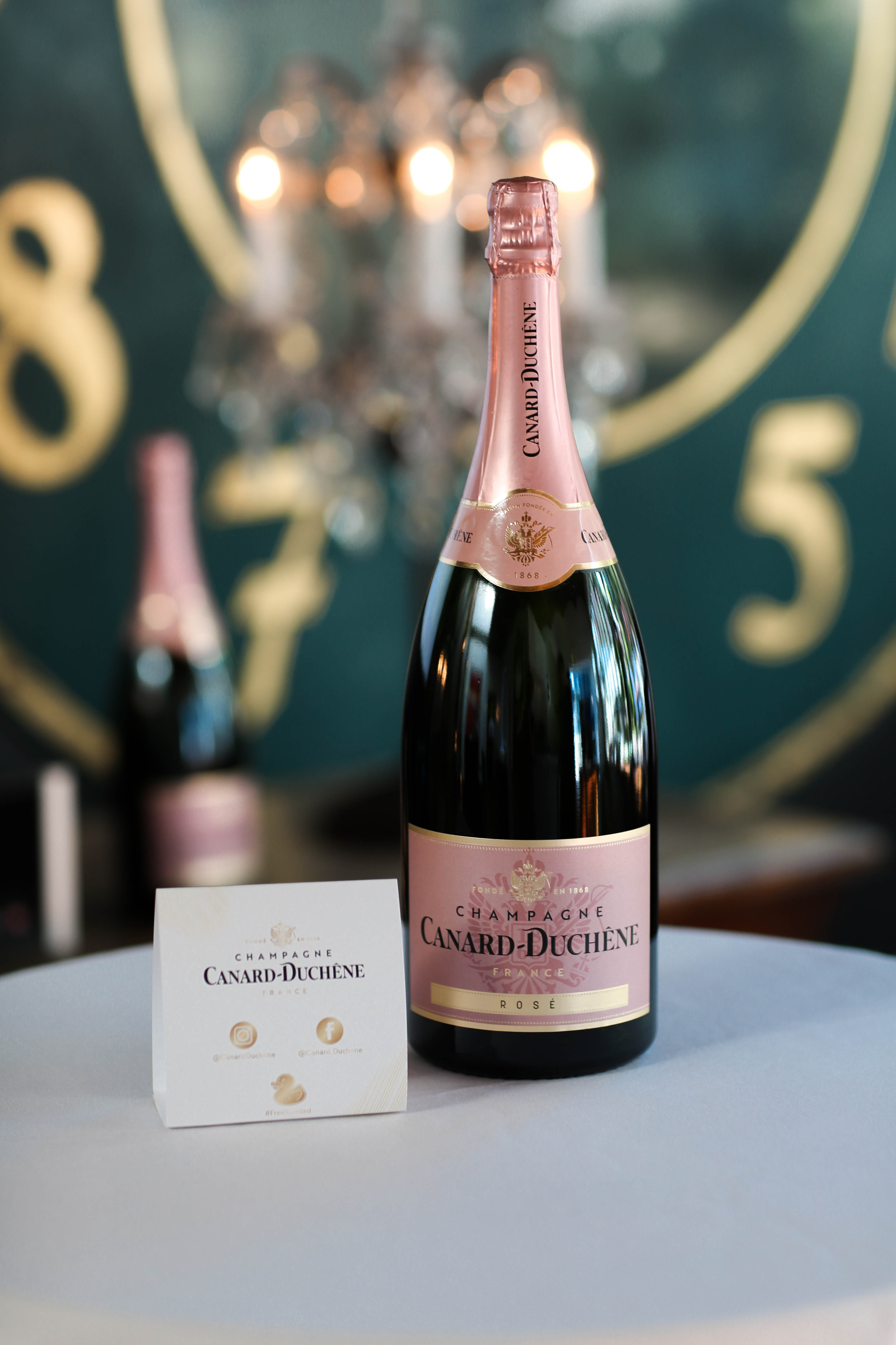6 Must Have Champagne Bottles For Your Summer Party