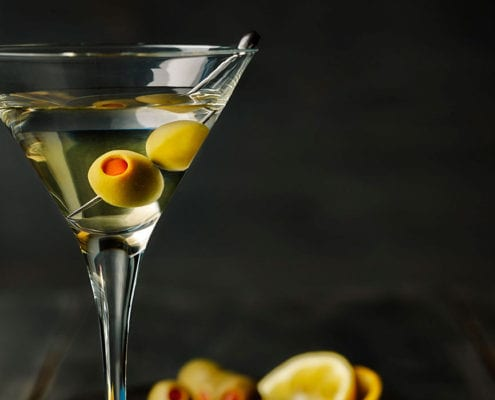 We Have Selected Delicious Cocktails To Enjoy On Martini Day